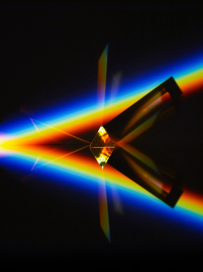 Using a Prism to Light Product Photos | Dripbook Blog